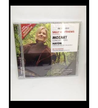 Brand new - BBC Music Mozart & Haydn CD - Sally Matthews (Soprano)