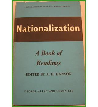 Nationalization