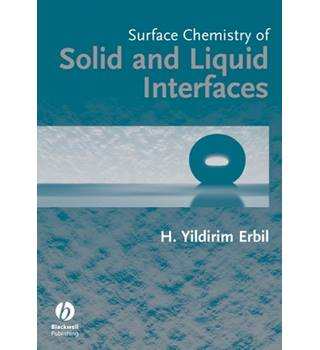 50% OFF SALE Surface Chemistry of Solid & Liquid Interfaces