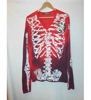 Size: L - Multi-coloured - Long sleeved