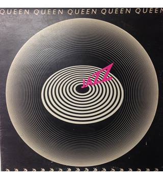 Queen - Jazz, First Pressing, 1978 Gatefold LP Vinyl, EMI Records, (EMA 788) Queen - EMA 788