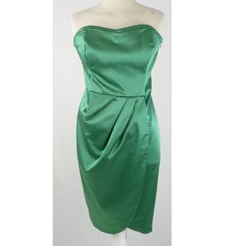 Coast - Size: 12 - Green - Cocktail Dress
