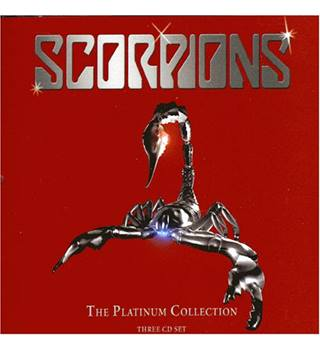 The Platinum Collection (3 CD Set) Scorpions