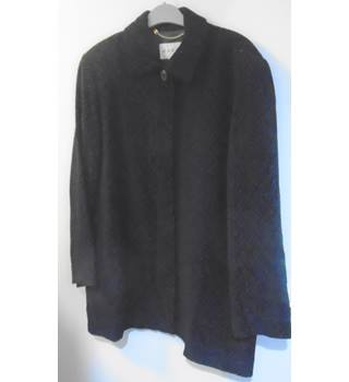 Jaeger - Black Jacket - Size 10 Jaeger - Size: 10 - Black - Smart jacket / coat