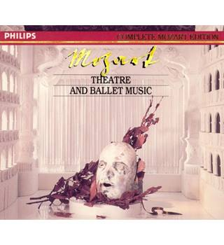 Complete Mozart Edition Vol. 25 - Theatre and Ballet Music