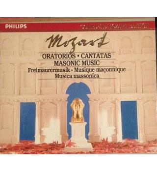 Complete Mozart Edition Vol. 22 - Oratorios, Cantatas, Masonic Music