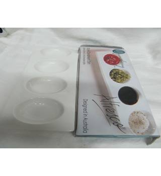 Stylish Condiment Dish Australia White
