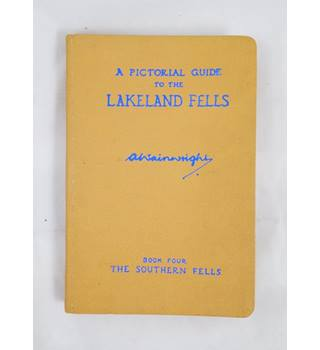 A Pictorial Guide To The Lakeland Fells. Book 4.