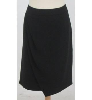 M&S Marks & Spencer - Size: 18 - Black Skirt