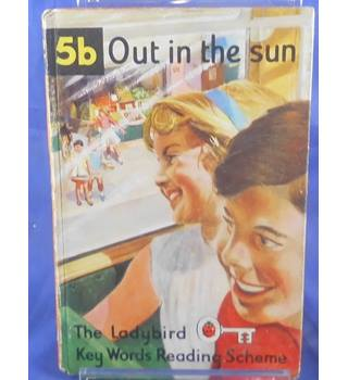 Out in the sun - Ladybird Book