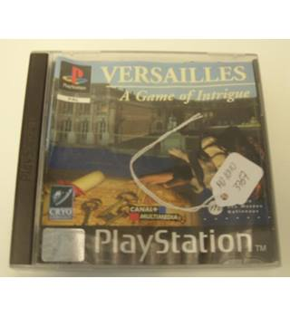 Versailles (Sony PS1)