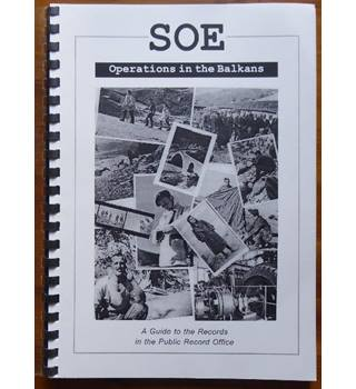 SOE Operations in the Balkans