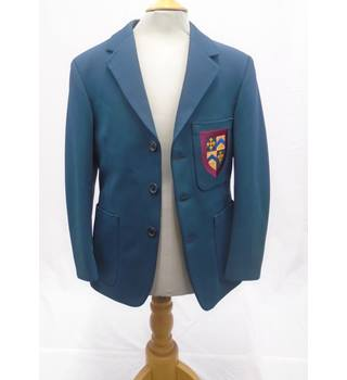 "Harrow Clothiers BNWT - Chest 27"" - Dark Green/Blue - School Blazer"