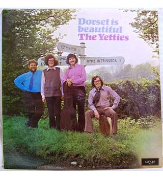 Dorset is Beautiful - The Yetties (1972 South West England folk music - ZFB 38)