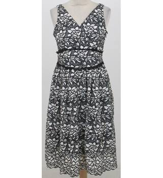 NWOT M&S Collection - Size: 10 Petite - Black & white lace - Sleeveless