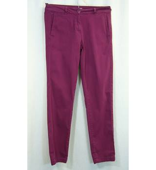 M&S Marks & Spencer - Size: S - Pink - Trousers