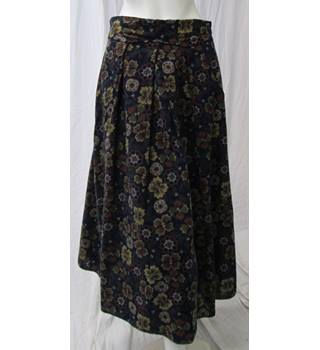Floral Skirt From Fable Size 12 Fable - Size: 12 - Multi-coloured