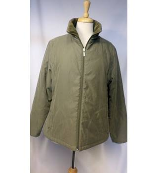 Per Una - Size: L - Green - Casual jacket / coat