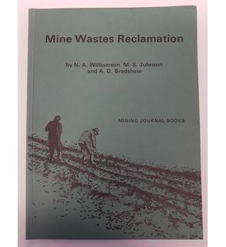 Mine wastes reclamation