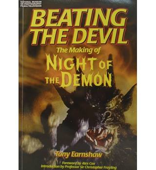 Beating the Devil: The Making of Night of the Demon (Signed By Author)