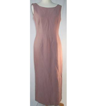 Monsoon - Size: 10 - Dusky Pink - Long Shift dress