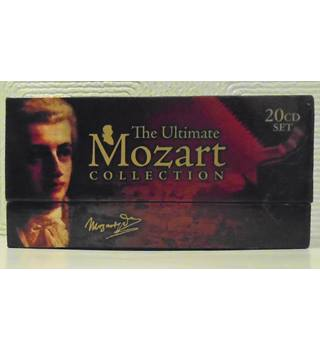 The Ultimate Mozart Collection - 20 CD Set Mozart