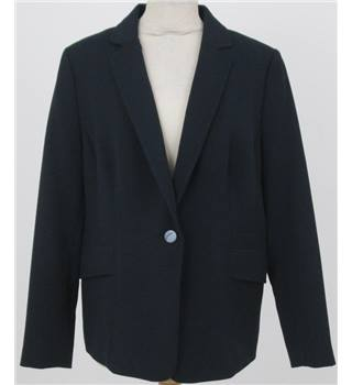 NWOT Marks & Spencer size 18 navy blue jacket