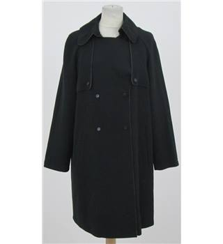 NWOT Marks & Spencer size: 12 black casual jacket / coat