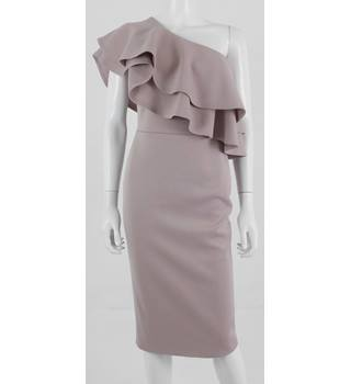 BNWT ASOS Size 10 Musky Pink Foam Dress