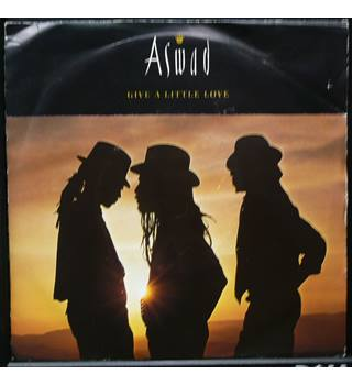 Give A Little Love	- Aswad - IS 358