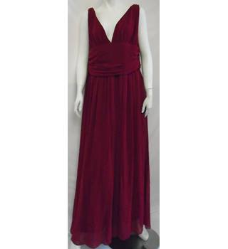 REDUCED BNWT - Ever-Pretty - Size: 18 - Red - Dress
