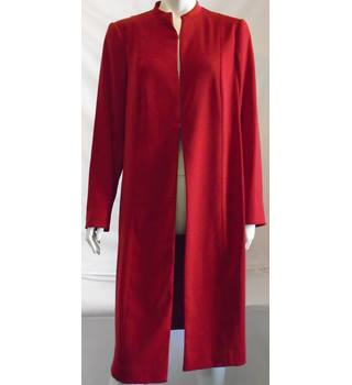 Premier Collection - Size: 14 - Red - Coat