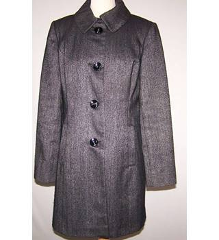 Autograph at M&S Marks & Spencer - Size: 12 - Black - Smart coat/jacket