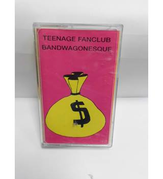Teenage Fanclub BANDWAGONESQUE Teenage FanClub