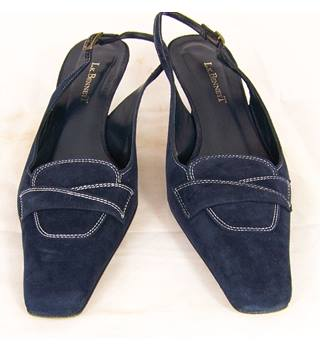 L.K. BENNETT - Blue - Heeled shoes
