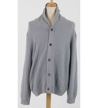 M&S Marks & Spencer - Size: XL - Grey - Cardigan