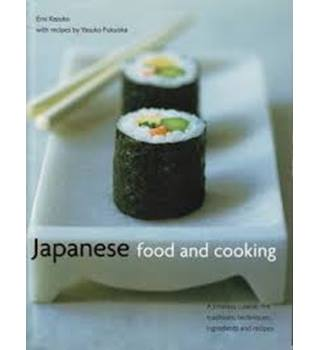 Japanese Food & Cooking