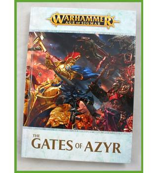 Warhammer. The Gates of Azyr.