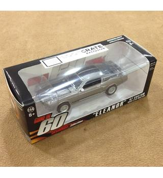 Gone in 60 Seconds - Eleanor '67 Custom  Movie Star Mustang car GLCollectibles