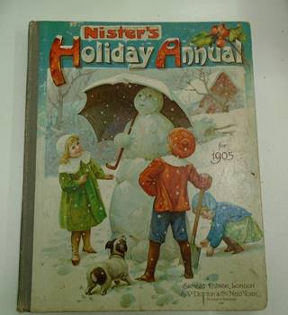 Nister's Holiday Annual 1905
