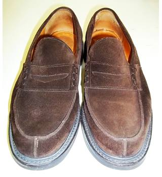 Tricker's - Size: 12 - Brown - Loafers