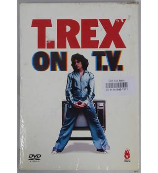 T.REX ON TV E