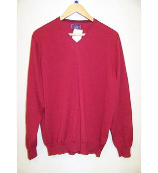 John Lewis - Size: XL - Red - Jumper