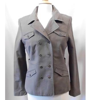 Ted Baker - Size: 12 - Light Brown - Casual jacket