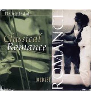 THE VERY BEST OF CLASSICAL ROMANCE - 10 CD BOX SET