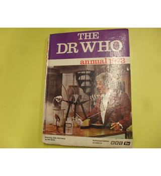 The Dr Who Annual 1973