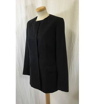 Joseph Size M  Black wool jacket