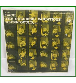 Bach: The Goldberg Variations - ML5060