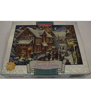 Waddington's Jigsaw The Night Before Christmas 1000 pieces.