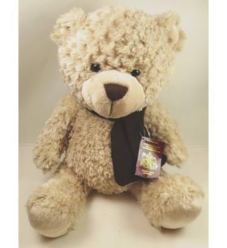 "BNWT BHS Playful Pals 23"" Teddy Bear"